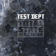 Totla State Machine – front cover